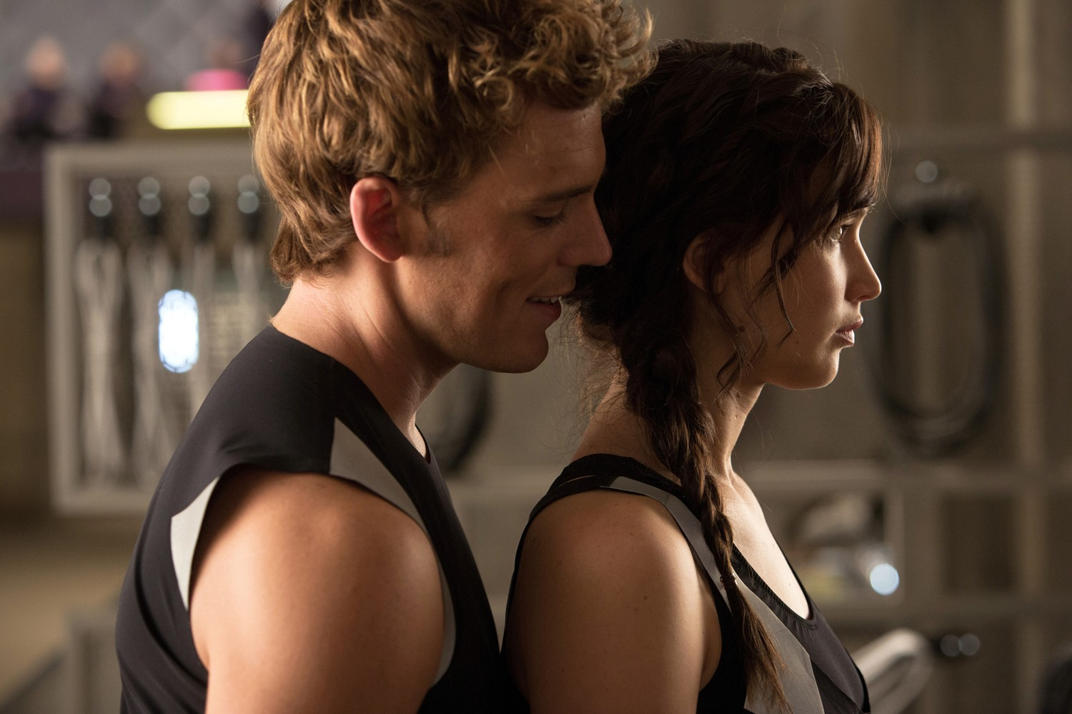 Jennifer Lawrence,Sam Claflin