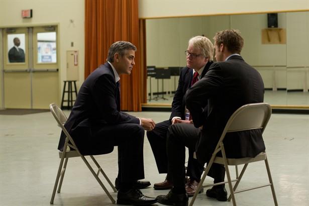 George Clooney,Philip Seymour Hoffman,Ryan Gosling