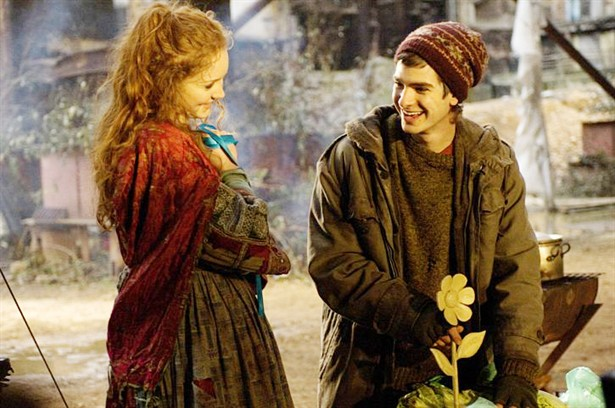Andrew Garfield,Lily Cole