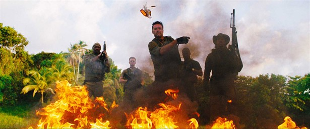 Chris Evans,Columbus Short,Idris Elba,Jeffrey Dean Morgan