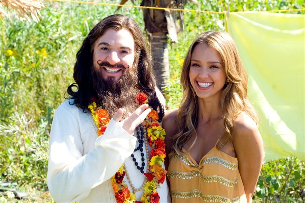 Jessica Alba,Mike Myers