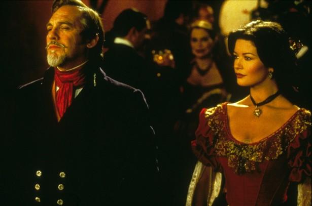 Catherine Zeta-Jones,Stuart Wilson