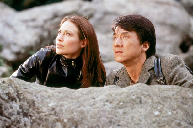 Claire Forlani,Jackie Chan