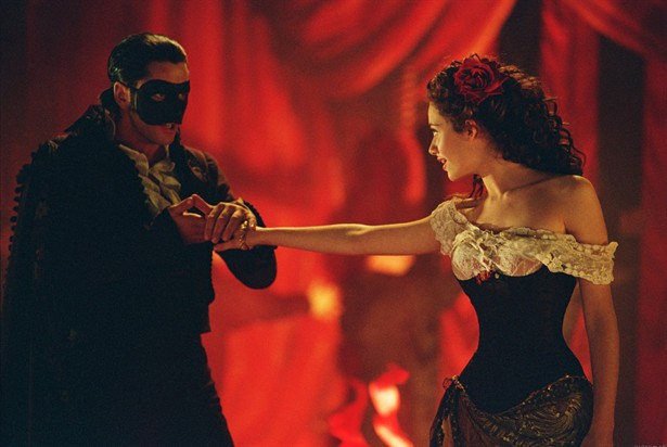 Emmy Rossum,Gerard Butler