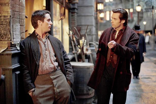 Christian Bale,Hugh Jackman