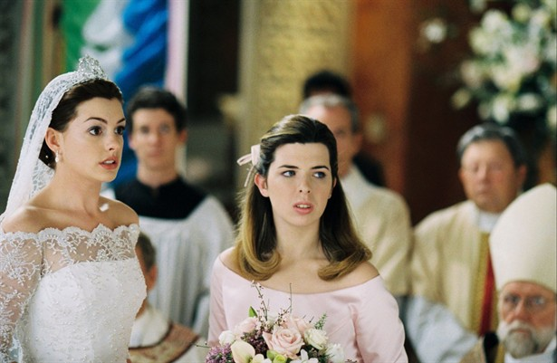 Anne Hathaway,Heather Matarazzo