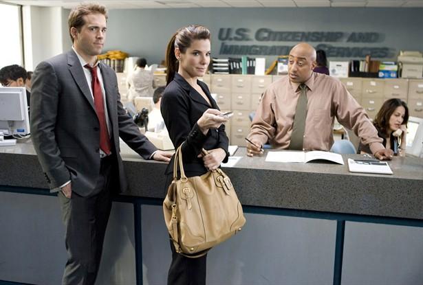 Ryan Reynolds,Sandra Bullock