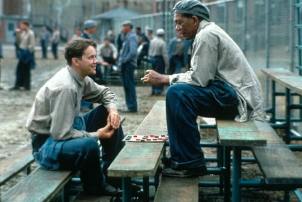Morgan Freeman,Tim Robbins