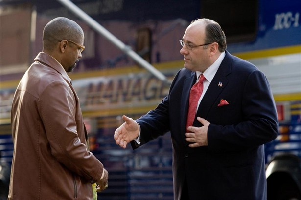 Denzel Washington,James Gandolfini