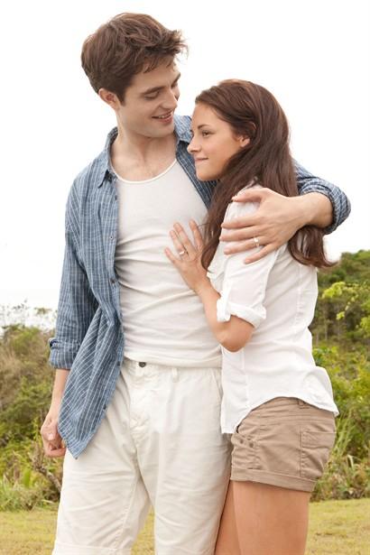Kristen Stewart,Robert Pattinson