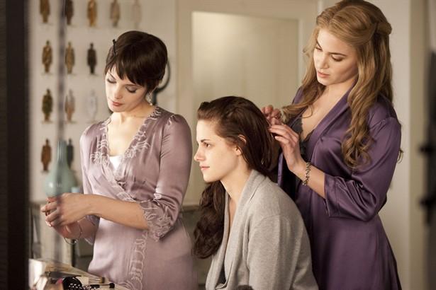 Ashley Greene,Kristen Stewart,Nikki Reed