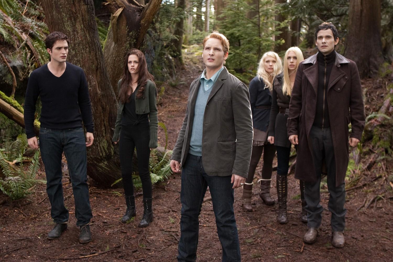 Christian Camargo,Kristen Stewart,MyAnna Buring,Peter Facinelli,Robert Pattinson