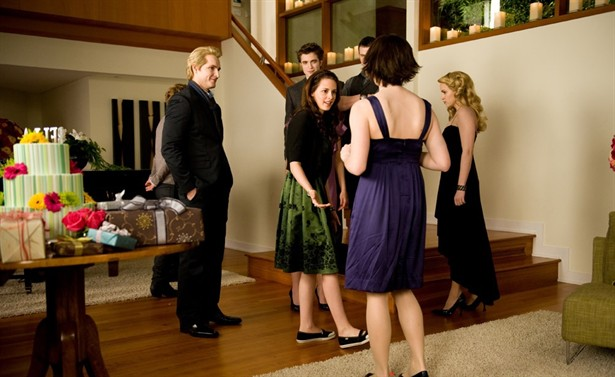 Ashley Greene,Kristen Stewart,Peter Facinelli,Robert Pattinson