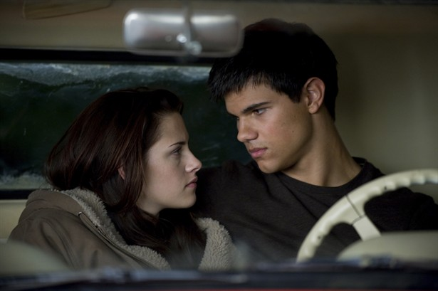 Kristen Stewart,Taylor Lautner