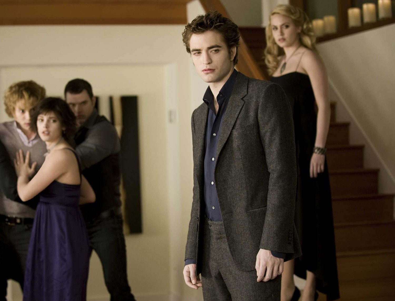 Ashley Greene,Jackson Rathbone,Kellan Lutz,Nikki Reed,Robert Pattinson