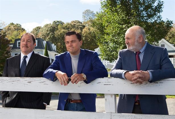 Jon Favreau,Leonardo DiCaprio,Rob Reiner