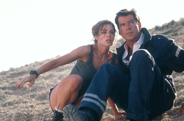 Denise Richards,Pierce Brosnan