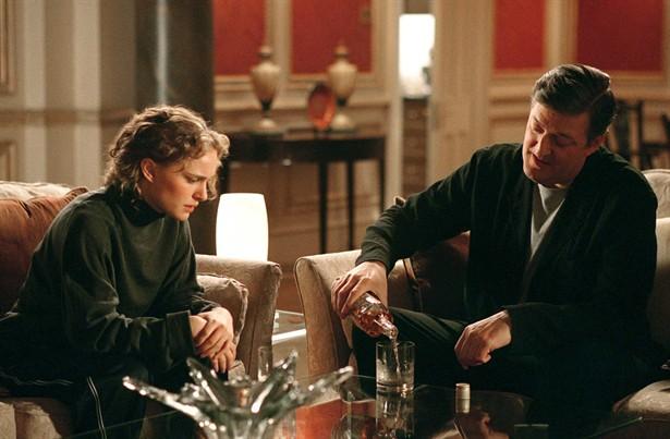 Natalie Portman,Stephen Fry