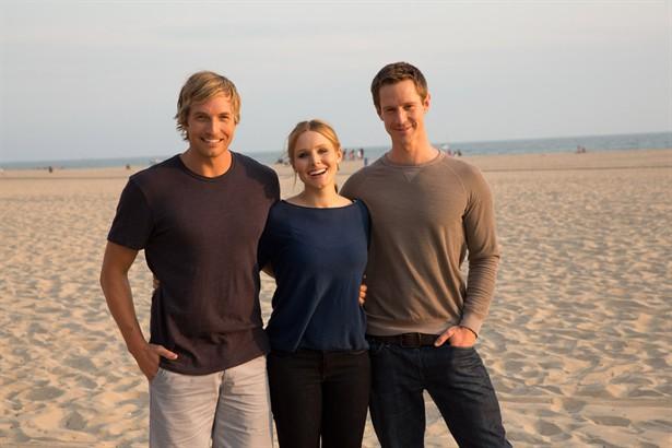 Jason Dohring,Kristen Bell,Ryan Hansen