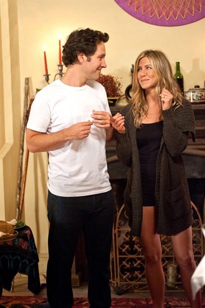 Jennifer Aniston,Paul Rudd
