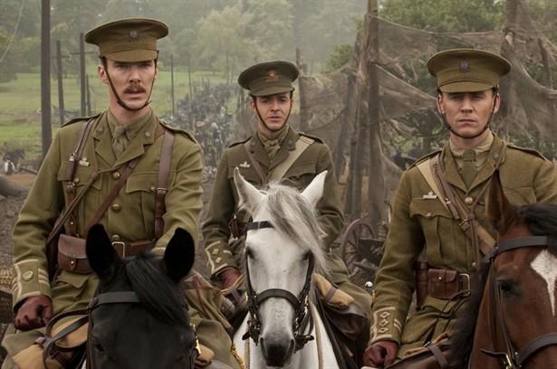 Benedict Cumberbatch,Patrick Kennedy,Tom Hiddleston