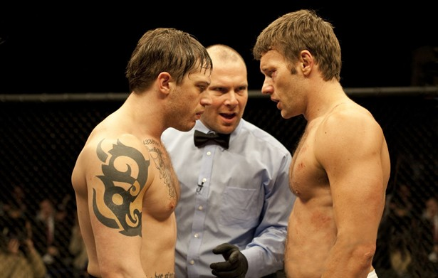 Joel Edgerton,Tom Hardy