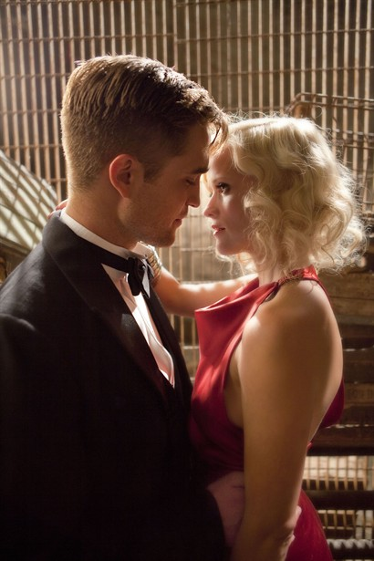 Reese Witherspoon,Robert Pattinson