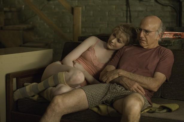 Evan Rachel Wood,Larry David
