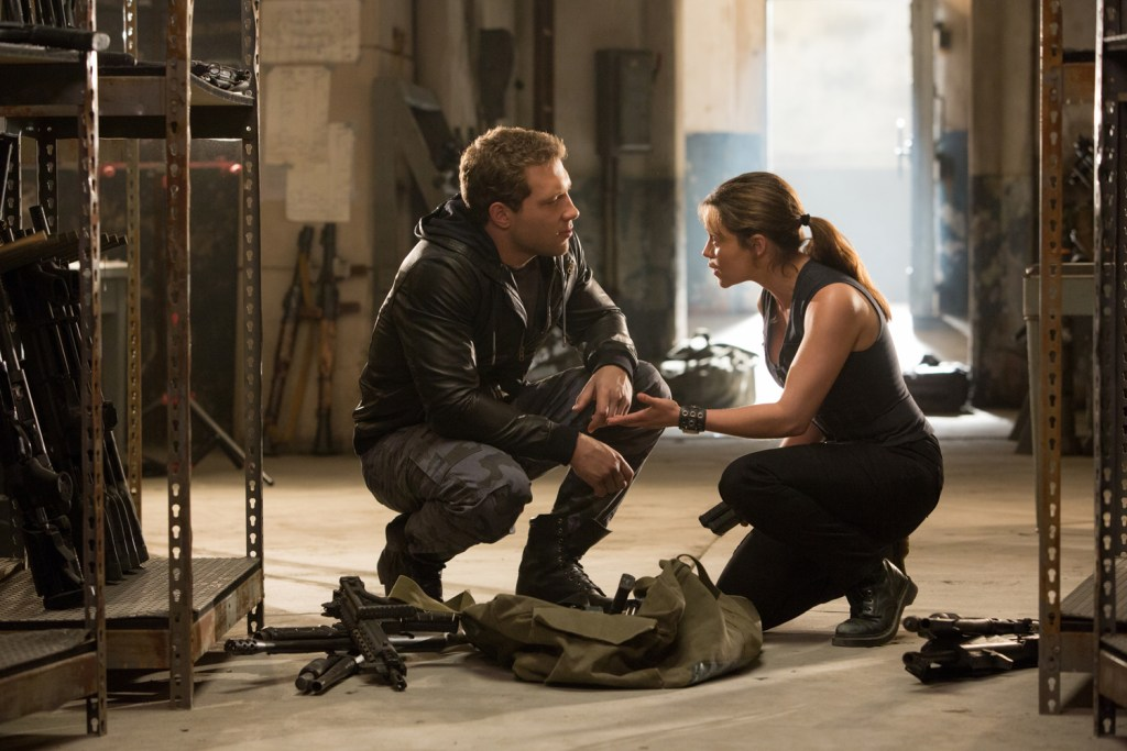 Jai Courtney, Emilia Clarke