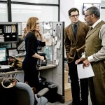 Laurence Fishburne, Amy Adams, Henry Cavill