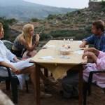 Dakota Johnson, Matthias Schoenaerts, Ralph Fiennes, Tilda Swinton