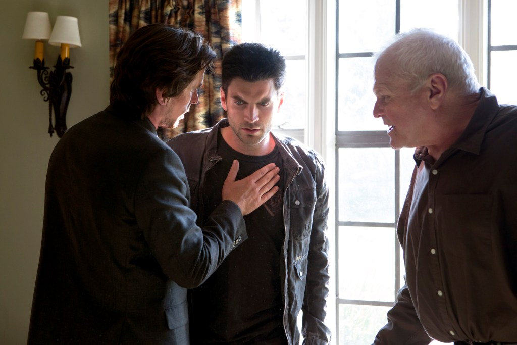 Christian Bale, Brian Dennehy, Wes Bentley