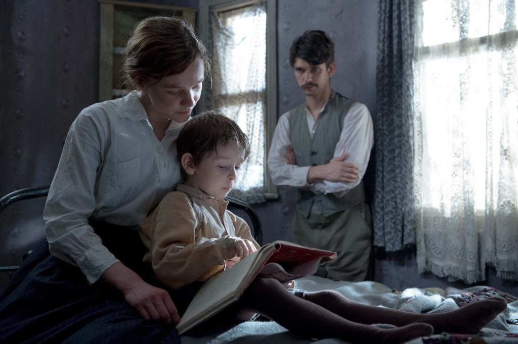 Carey Mulligan, Ben Whishaw