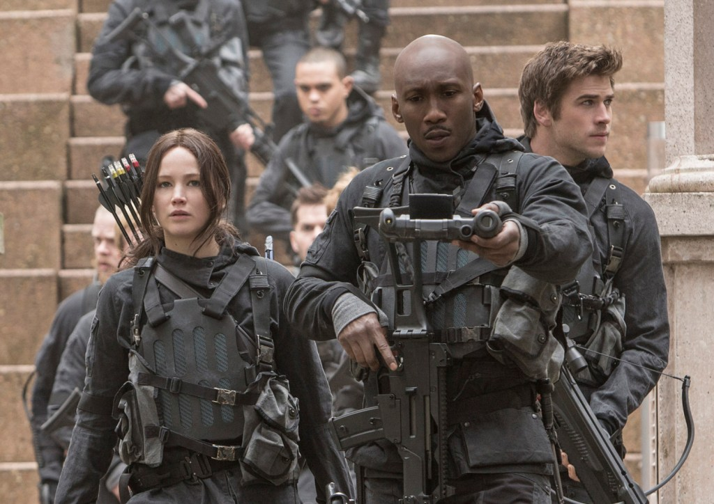 Jennifer Lawrence, Liam Hemsworth