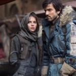 Felicity Jones, Diego Luna