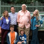 Beverly D'Angelo, Chevy Chase, Christina Applegate, Ed Helms
