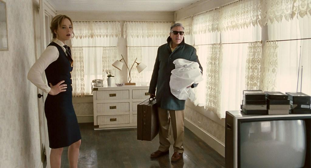 Jennifer Lawrence, Robert De Niro