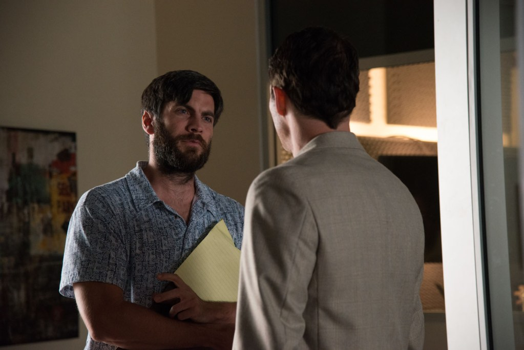 James Marsden, Wes Bentley