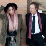 Amber Heard, Christopher Walken