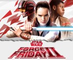 Hasbro's Toy Line From STAR WARS: EPISODE VIII - THE LAST JEDI Hits Store Shelves At Lightspeed On FORCE FRIDAY II
