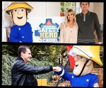 BiIllie & Greg Shepherd Join Fireman Sam & The Child Accident Prevention Trust For Halloween And Bonfire Night Safety Campaign