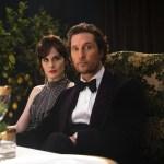Matthew McConaughey, Michelle Dockery