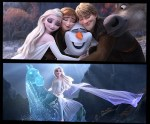 Disney's FROZEN 2 Stays At Number 1 + Charts At Number 2 On Official Best Sellers List Announces The Official Film Chart
