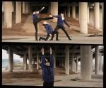 BBC Arts To Stream Corey Baker Dance Short Film Collaboration With Birmingham Royal Ballet And Hong Kong Ballet SPAGHETTI JUNCTION