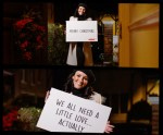 Beloved Actress Martine McCutcheon Launches LOVE ACTUALLY Inspired Doorstep Greetings Service For NOW TV