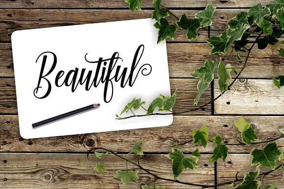Best Selling Gorgeous Fonts 3-1-3