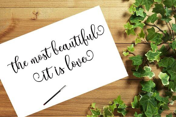 Best Selling Gorgeous Fonts Berleyila3