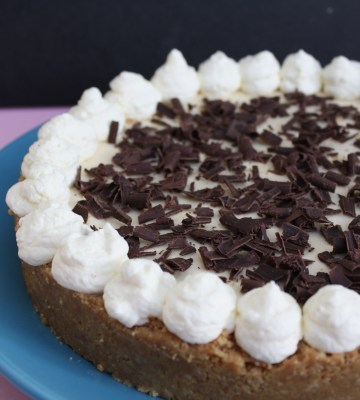 Kahlua Cream Pie