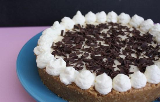 Kahlua Cream Pie