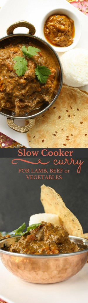 Slow Cooker Curry | The Fare Sage